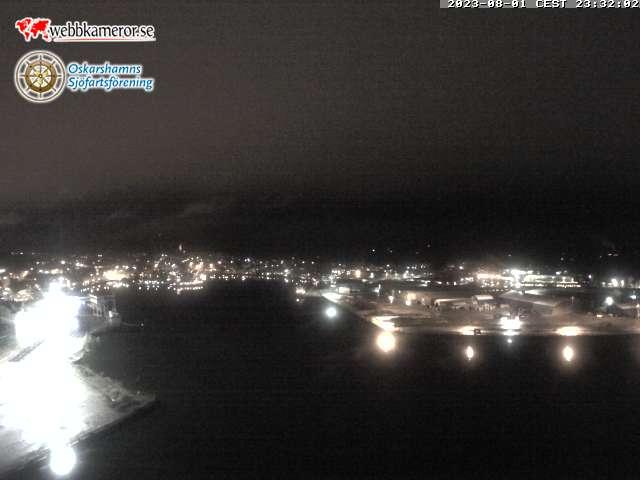Webcam Oskarshamn, Oskarshamn, Småland, Schweden